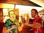 MICK BRISGAU - COMICS - #010 - La roulette Mexicaine