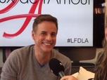 Les feux de l'amour - Christian Leblanc : Je suis beaucoup moins sérieux que Michael Baldwin !
